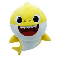 Peluche Musical Baby Shark - Bandai