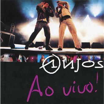 Anjos ao Vivo - CD