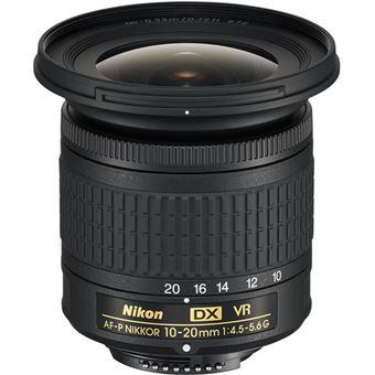 Objetiva Nikon AF-P DX NIKKOR 10-20mm f/4.5-5.6G VR