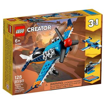 LEGO Creator 31099 Avião a Hélice