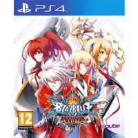 BlazBlue: Chrono Phantasma Extend PS Vita