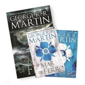 A Guerra dos Tronos: As Crónicas de Gelo e Fogo - Pack 8: O Mar de Ferro
