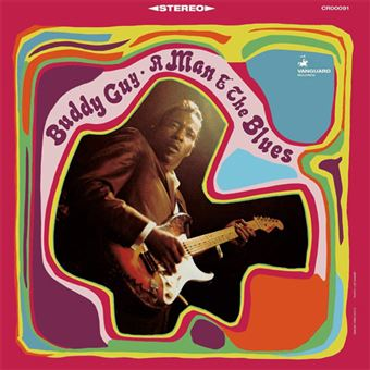 A Man and the Blues - LP