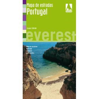 Mapa de Estradas - Portugal