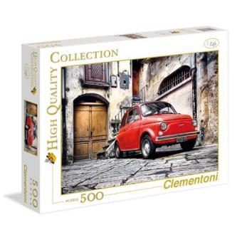 Puzzle Fiat 500 (500 Peças)