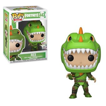 Funko Pop! Fortnite: Rex - 443