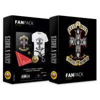 Fã Pack Guns n' Roses Merchandising Box