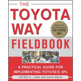 Toyota Way Ebook