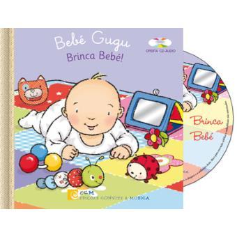Brinca Bebé! (Livro + CD)