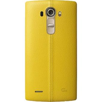 LG Tampa Bateria para LG G4 (Leather Yellow)
