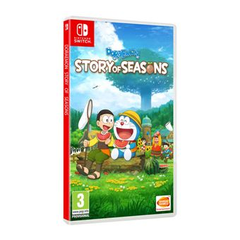 Doraemon: Story of Seasons - Nintendo Switch