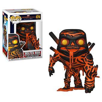 Funko Pop! Spider-Man far from Home: Molten Man - 474