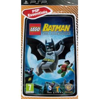 LEGO Batman: The Videogame Essentials PSP
