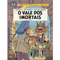 As Aventuras de Blake e Mortimer: O Vale dos Imortais - Livro 1 - Capa Exclusiva Fnac