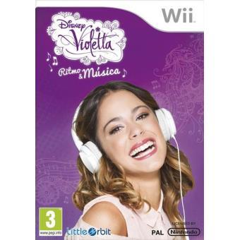 Violetta: Ritmo & Música Wii