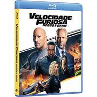 Velocidade Furiosa: Hobbs & Shaw - Blu-ray