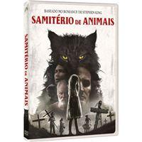 Samitério de Animais - DVD