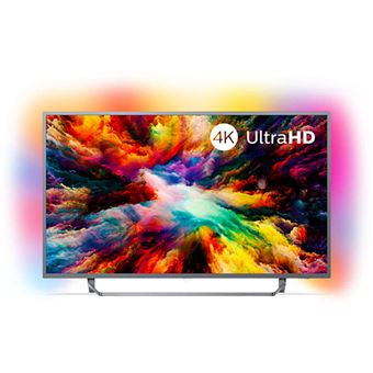 Smart TV Android Philips UHD 4K 55PUS7303 140cm