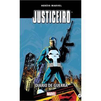 Justiceiro: Diário de Guerra