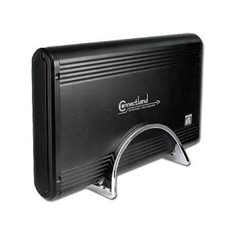 Connectland Caixa Disco 3,5'' USB2.0/SATA