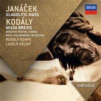 Janacek: Glagolitic Mass & Kodály: Missa Brevis - CD