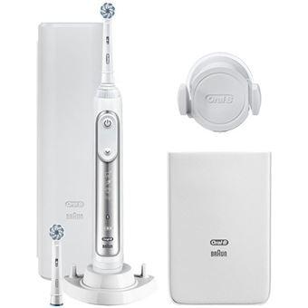 Escova de Dentes Elétrica Oral-B Genius 8600 - Branco