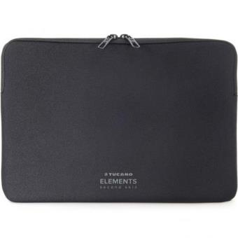 Tucano Sleeve Element para MacBook 12'' (Preto)