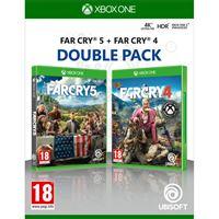 Pack Far Cry 4 + Far Cry 5 - Xbox One