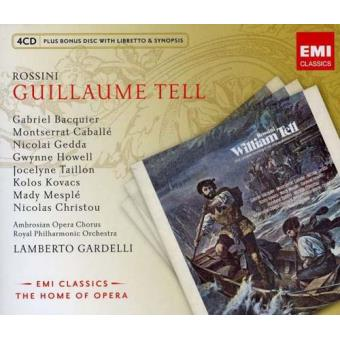Rossini: Guillaume Tell (5CD)