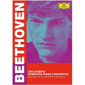 Beethoven: Complete Piano Concertos - 2DVD