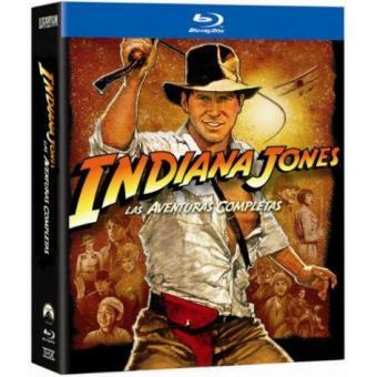 As Aventuras Completas de Indiana Jones