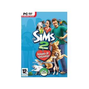 Os Sims 2: Animais de Estimação (Expansão) PC