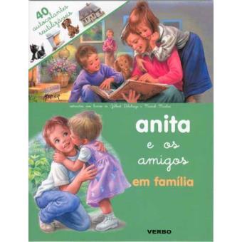 Anita e os Amigos em Família