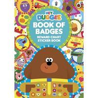 Hey duggee: book of badges