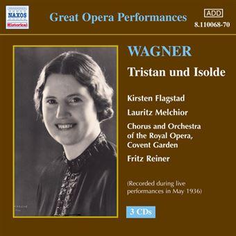 Tristan Und Isolde - 3CD