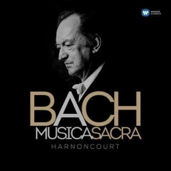 Bach | Musica Sacra | Nikolaus Harnoncourt (2CD)