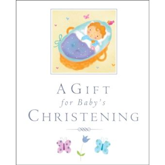 Gift for baby's christening