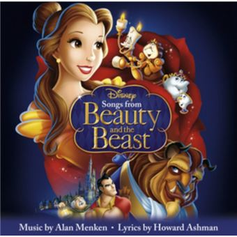 BSO Songs From Beauty and The Beast - LP