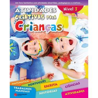 Atividades Criativas para Crianças - Nível 3
