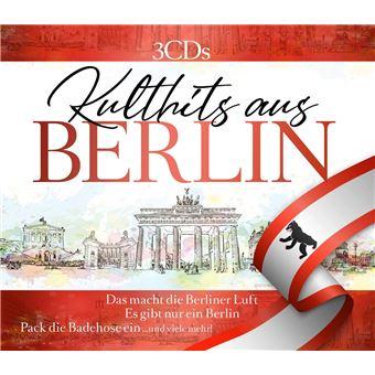 Kulthits aus Berlin - 3CD
