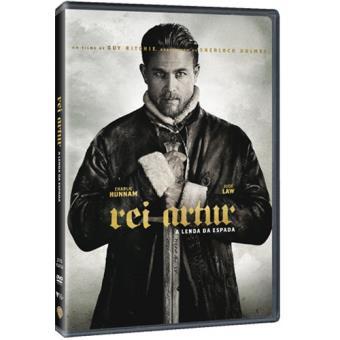 Rei Artur: A Lenda da Espada (DVD)