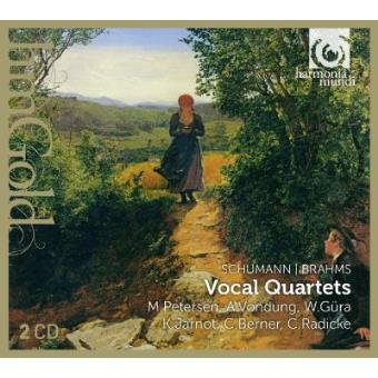 Schumann & Brahms | Vocal Quartets (2CD)