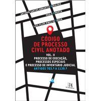 Código de Processo Civil Anotado - Livro 2