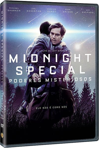 Midnight Special – Poderes Misteriosos Trailer