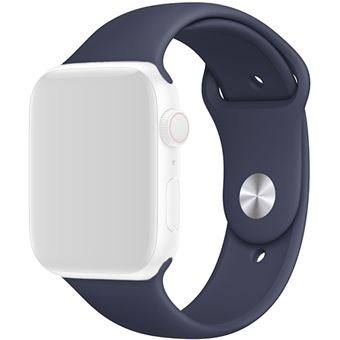 Bracelete Desportiva Apple para Apple Watch 44mm - Azul Meia-Noite