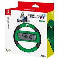 Volante Hori Mario Kart 8 Deluxe Luigi para Nintendo Switch - Verde