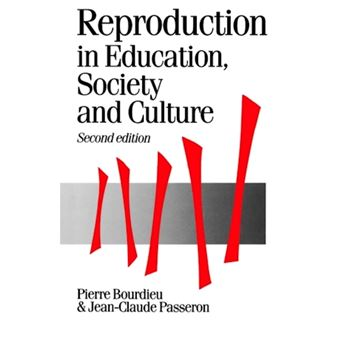 Reproduction in education, society