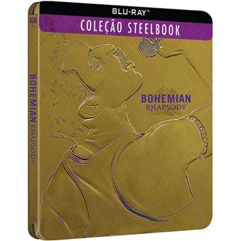 Bohemian Rhapsody - Edição Steelbook - Blu-ray