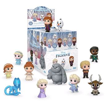 Funko Mystery Mini Frozen 2 - Envio Aleatório