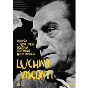 Coleção Luchino Visconti (5 DVD's)